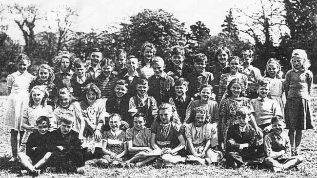 Charley Memorial children