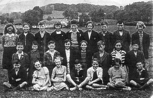 Charley Memorial pupils